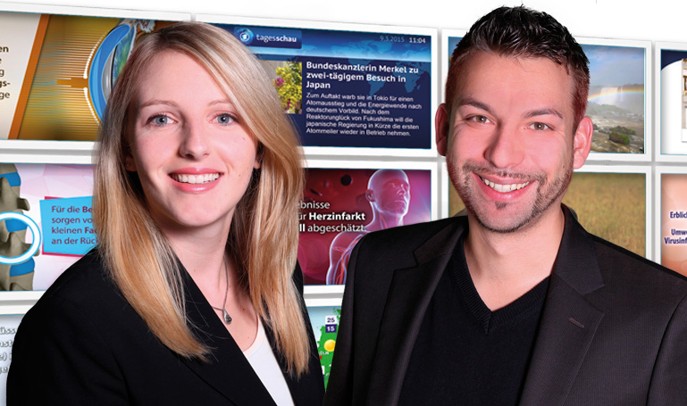 Service - Gyn-TV - Marktführender Anbieter für Patienteninformation