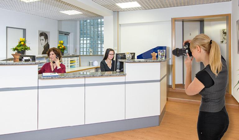 Service - Gyn-TV - Marktführender Anbieter für Patienteninformation - Praxis-TV
